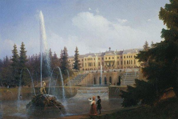 И.К. Айвазовский. 1837 г.